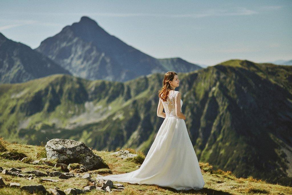 Sesja plenerowa w Tatrach