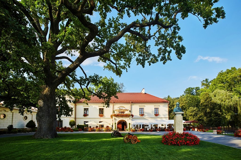 Zamek w Dubiecku