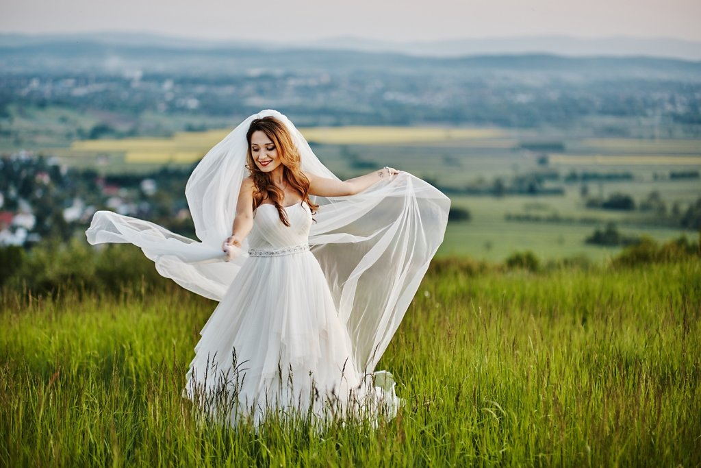 Sesja ślubna - Plener Gosi i Grześka