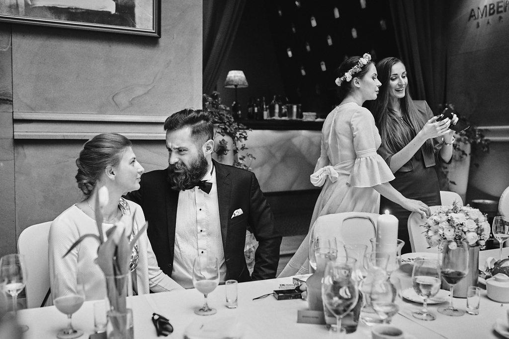 Album ślubny - Ślub Asi i Piotra. Grand Hotel