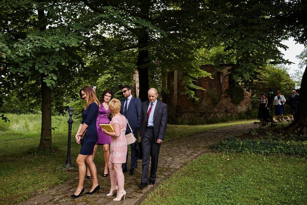 Album ślubny - Ślub Pauliny i Radka w plenerze