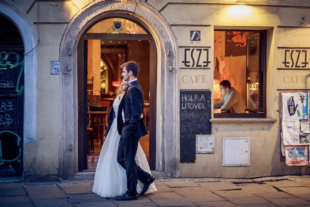 Sesja ślubna - Krakowskie klimaty