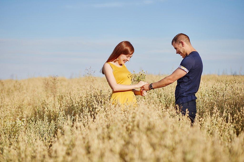 Ślubna fotografia - Sesja Narzeczeńska 3