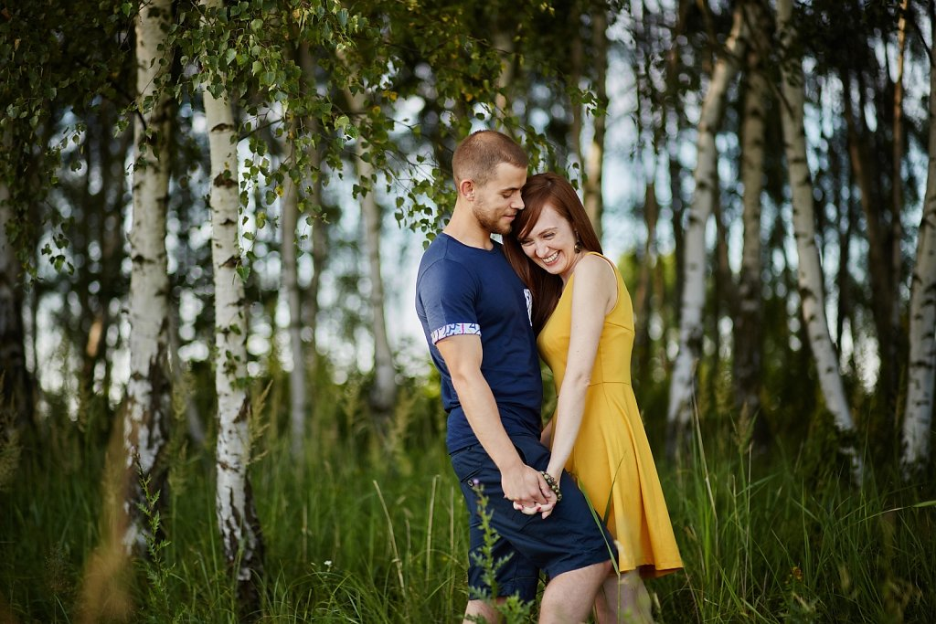Fotografie ze ślubu - Sesja Narzeczeńska 3