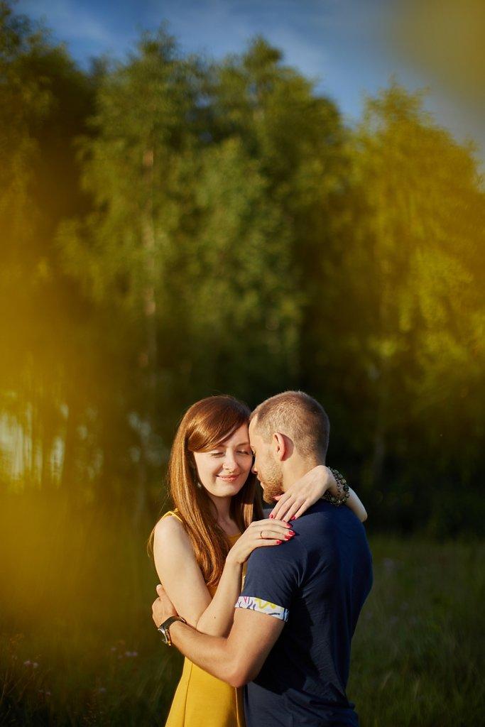 Sesja ślubna - Sesja Narzeczeńska 3