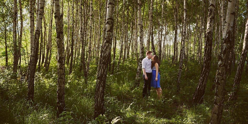 Sesja ślubna - Sesja Narzeczeńska 4