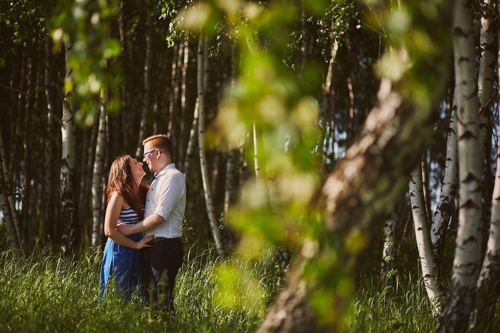 Fotografie ze ślubu - Sesja Narzeczeńska 4