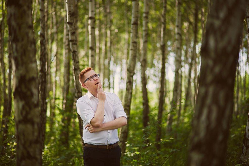 Ślubna fotografia - Sesja Narzeczeńska 4