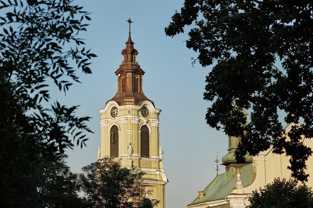 Album ślubny - Sesja Asi i Radka w Przemyślu