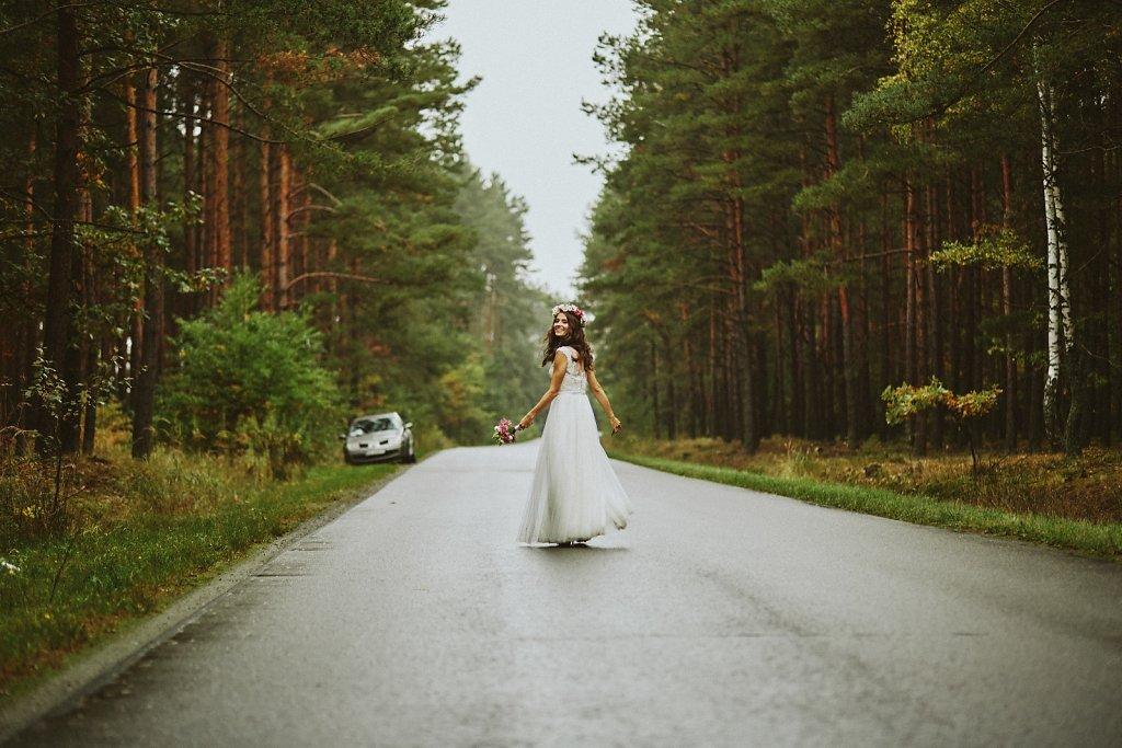 Album ślubny - Plener ślubny z Kasią i Robertem