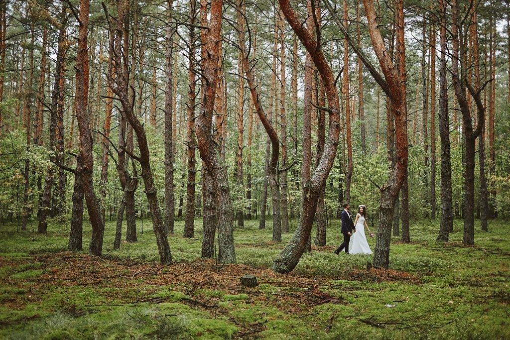 Sesja ślubna - Plener ślubny z Kasią i Robertem