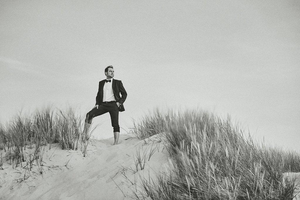 Album ślubny - Plener ślubny nad Bałtykiem