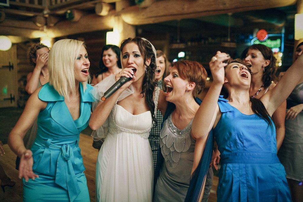 Fotografie ze ślubu - Reportaż w kolorze