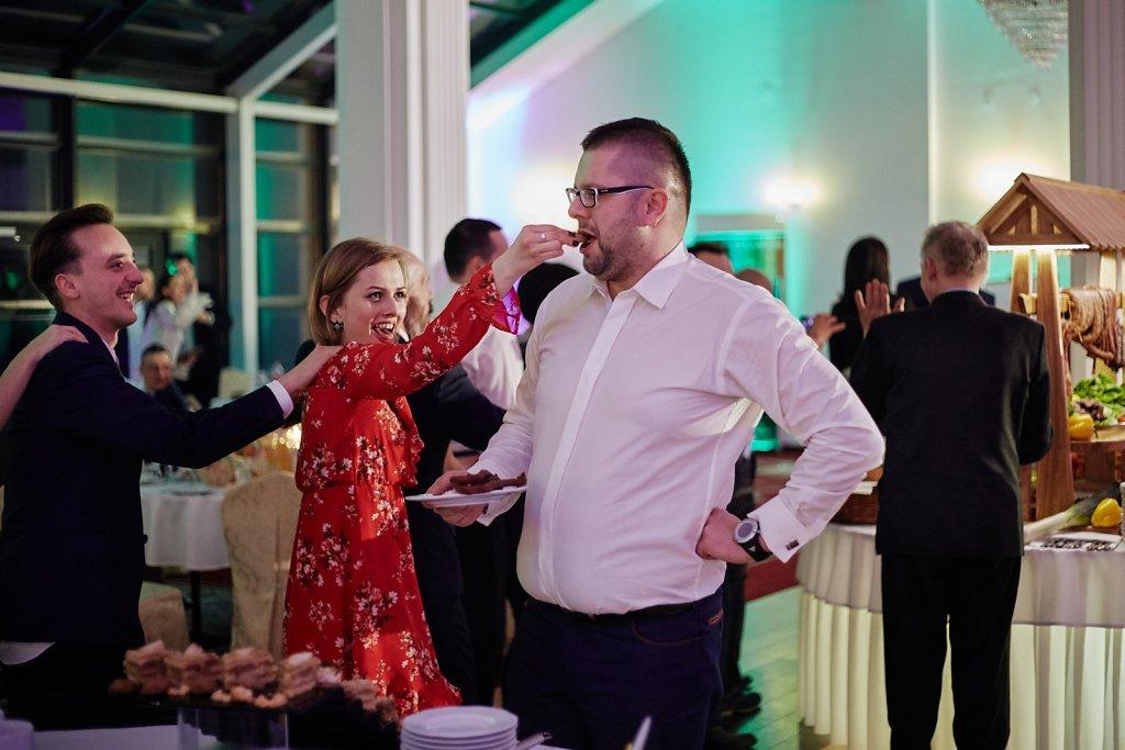 Sesja ślubna - Reportaż w kolorze
