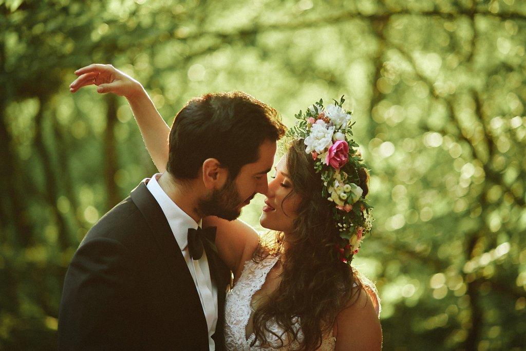 Sesja ślubna Oli i Darka