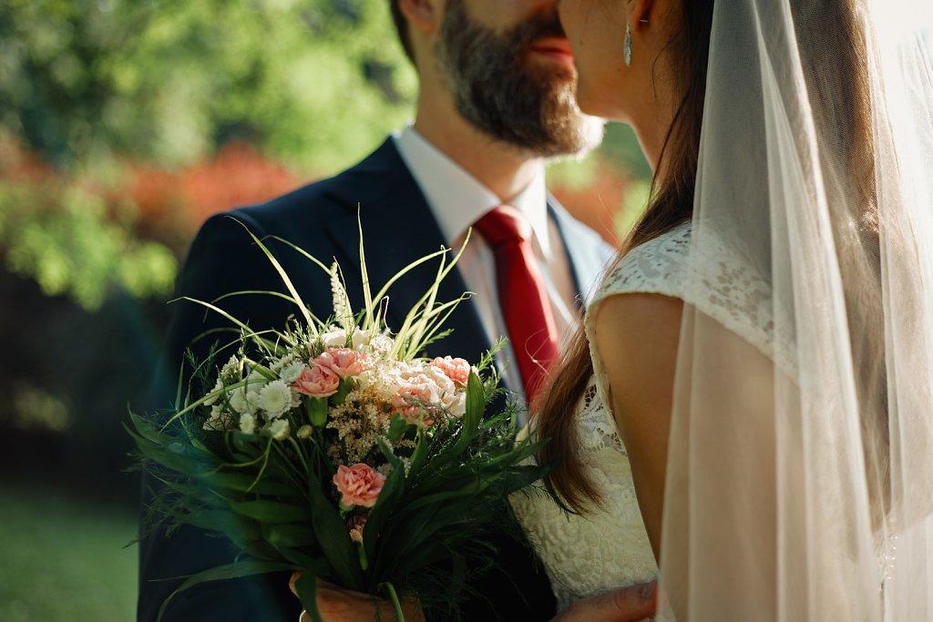 Sesja ślubna - Plener Izy i Łukasza