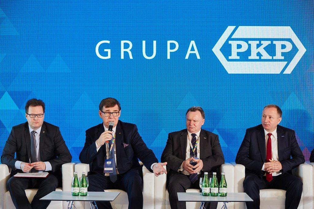 Konferencja prasowa PKP