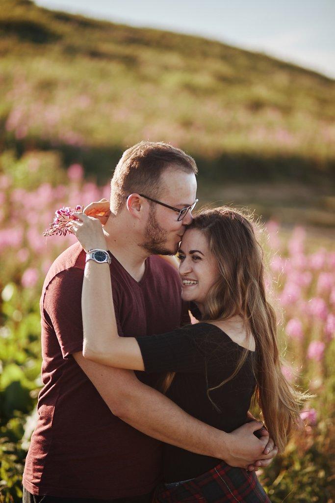 Fotografie ze ślubu - Ach Bieszczady!
