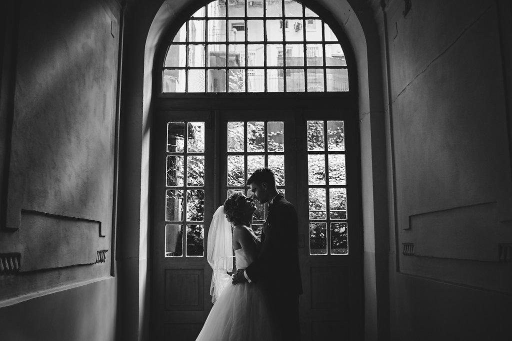 Ślubna fotografia - Krakowskie klimaty
