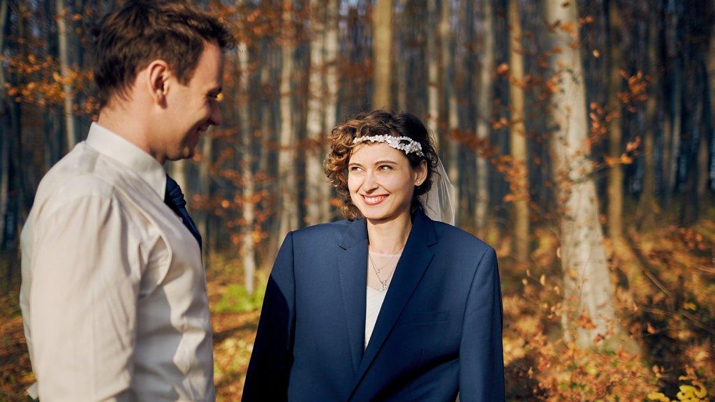 Sesja ślubna - Plener ślubny Sabiny i Karola