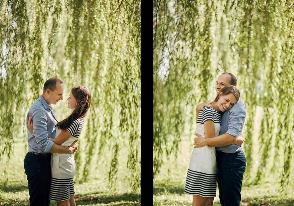 Ślubna fotografia - Sesja Narzeczeńska 2