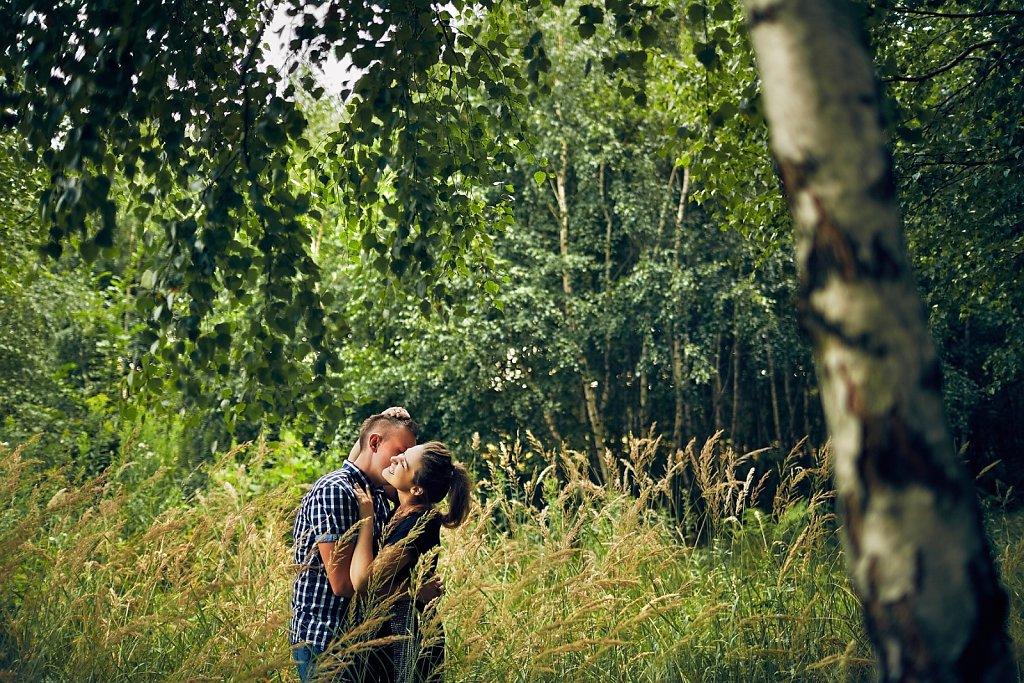 Fotografie ze ślubu - Sesja Narzeczeńska 1