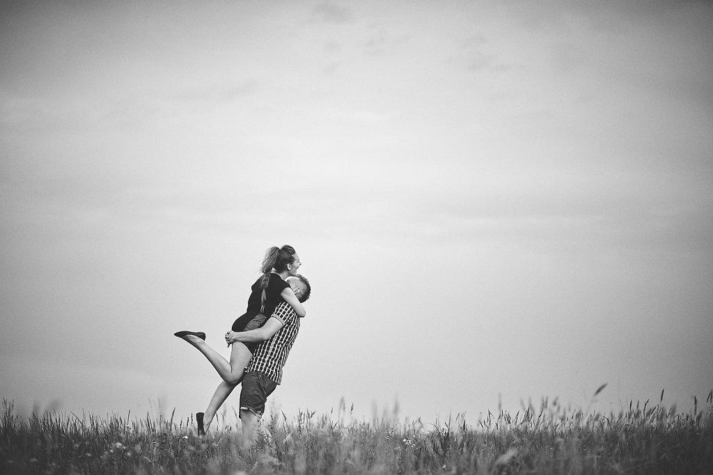Ślubna fotografia - Sesja Narzeczeńska 1