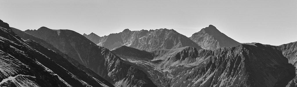 Ślubna fotografia - Sesja plenerowa w Tatrach