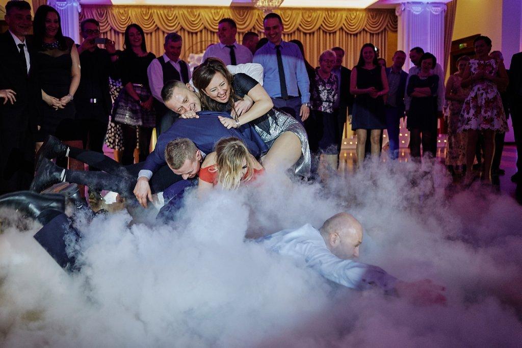 Album ślubny - Reportaż w kolorze