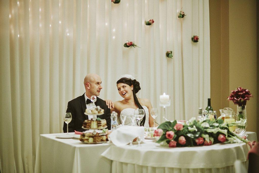 Ślubna fotografia - Reportaż w kolorze