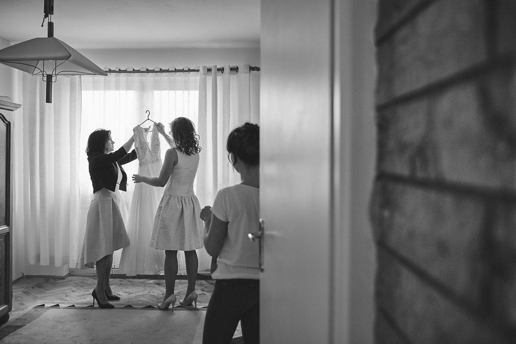 Ślubna fotografia - Ślub Oli i Darka. Janiowe Wzgórze