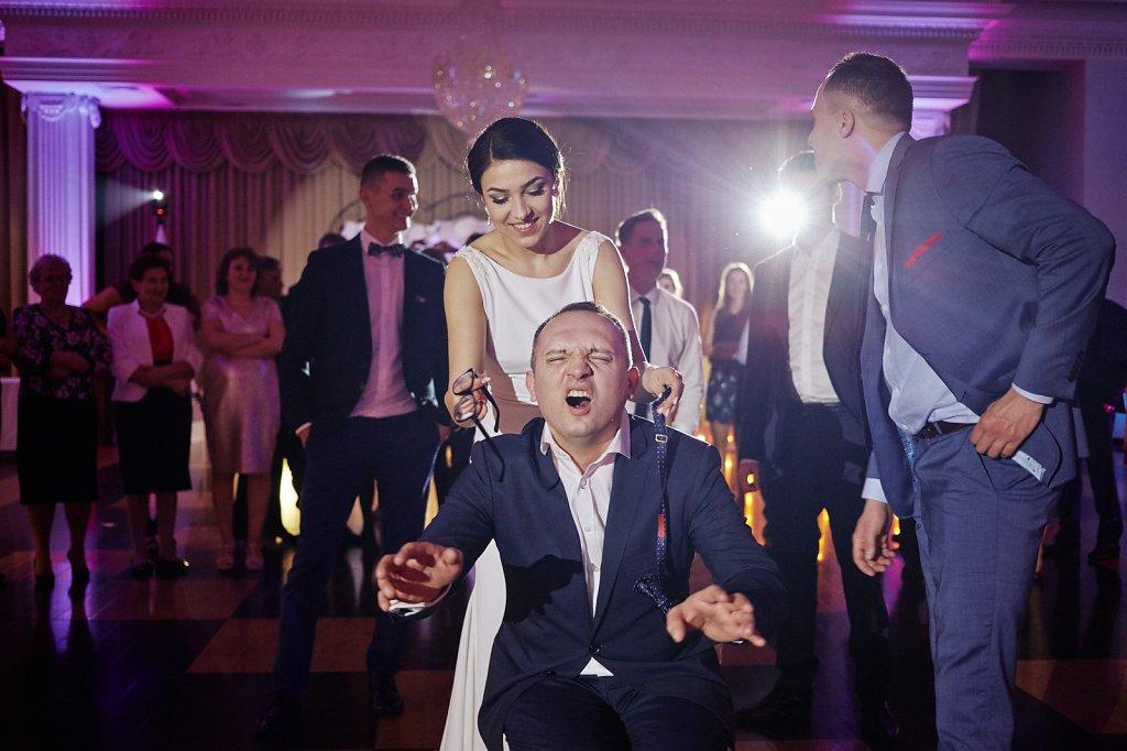 Fotografie ze ślubu - Wesele Mateusza i Jagody