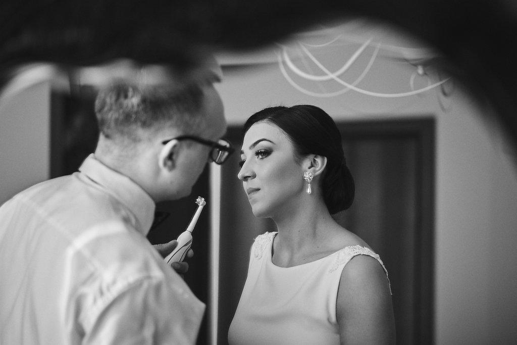 Sesja ślubna - Wesele Mateusza i Jagody