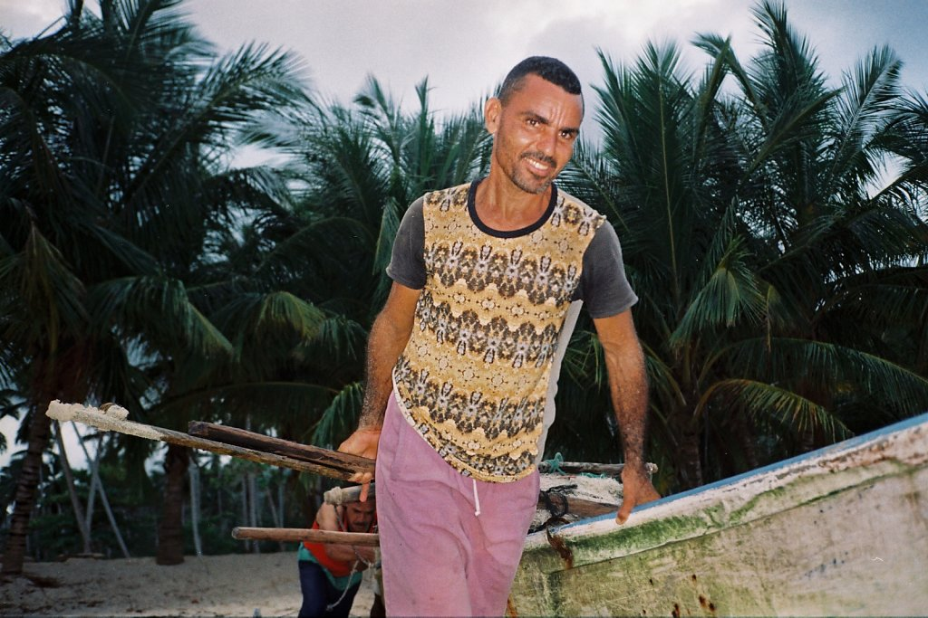 Rybacy - Dominikana, grudzień 2017