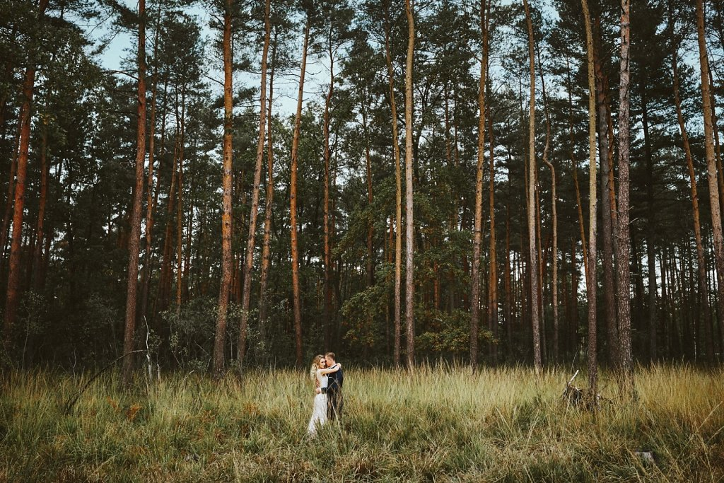 Album ślubny - Spacerem po miłość