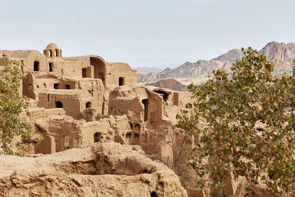Kharanaq, Iran